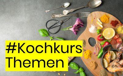 Kochkurs Ideen #1